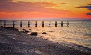 West Chop Sunset